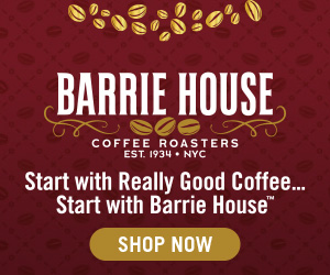 Barrie House Coffee Roasters Est. 1934, New York