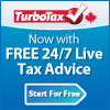TurboTax Canada Offers Free Tax Advice Online Live 24/7