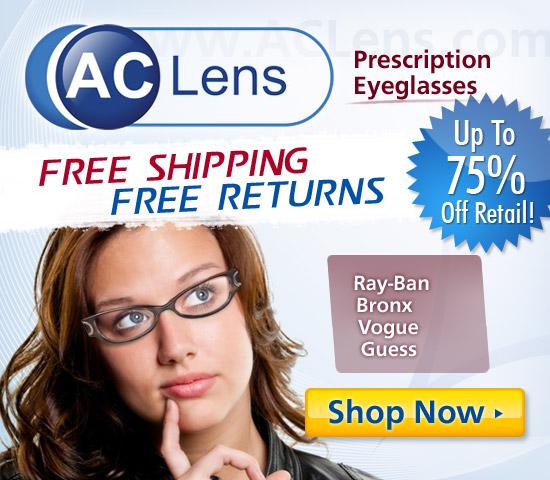 AC Lens - Order Eyeglasses Online Cheap
