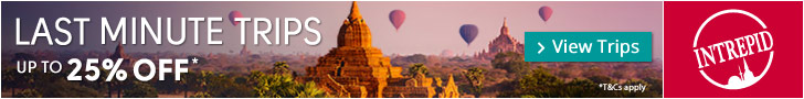 20% Off All Trips - Adventure Made Easy w/ Intrepid Travel!