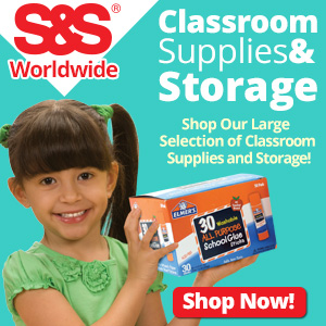 S&S Worldwide Classroom Supplies & Storage