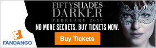 Fandango - Fifty Shades Darker movie tickets