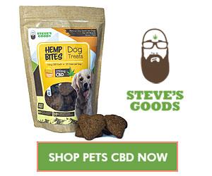 steves-goods-cbd-dog-treats-pets-animals