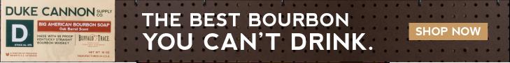 Bourbon Beard and Soap 730x90