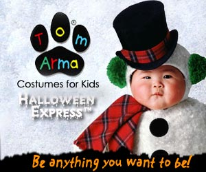 Tom Arma Holiday Costumes