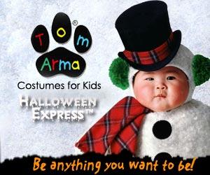 Tom Arma Holiday Costumes
