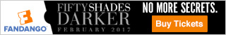Fandango - Fifty Shades Darker movie tickets