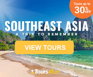 Southeast Asia Tours with the Best Price: Tours up to 30% off!