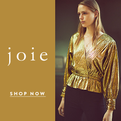 Shop Joie's Holiday Collection at www.joie.com