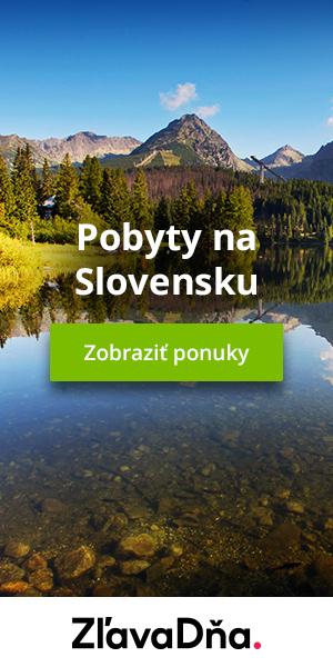 Pobyty na Slovensku zlavadna.sk