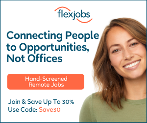 Find a Better Way to Work With FlexJobs