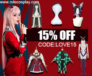 rolecosplay 15% OFF