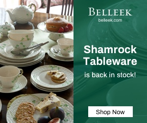 Shamrock Tableware