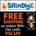 FREE Shipping on Halloween Supply orders $85+.