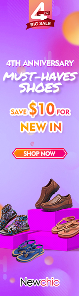 4th Big Sale Must-Have Shoes160x600