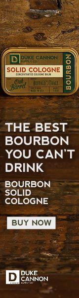 Bourbon Solid Cologne 160x600