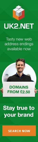 UK2  Domain Names