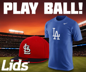 Play Ball, MLB Gear From Lids