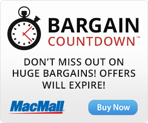 Don't Miss Out on Huge Bargains with MacMall's Deals of the Day