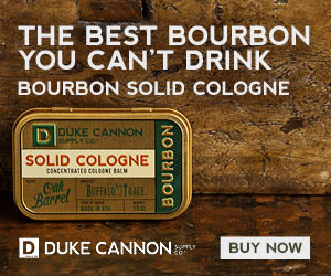 Bourbon Solid Cologne 300x250
