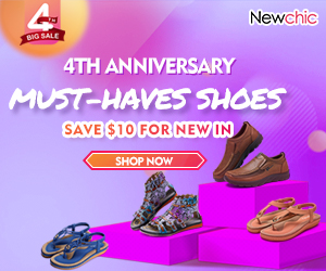 4th Big Sale Must-Have Shoes300x250