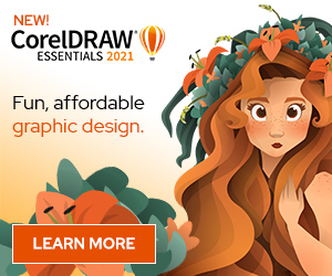 Corel Corporation - G&P_Draw Essentials 2020_300x250