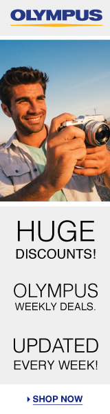 Huge Olympus Discounts! Shop Now