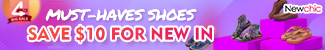 4th Big Sale Must-Have Shoes325x50