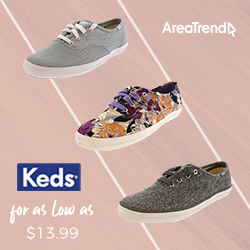 Save On Keds Shoes For As Low As $13.99