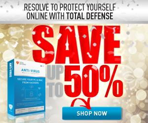 Total Defense Antivirus Promotion