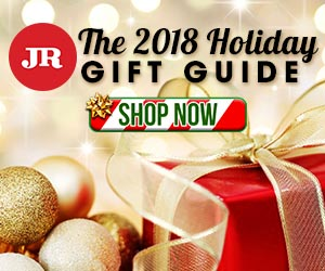 JR Cigar Holiday Gift Guide 2018