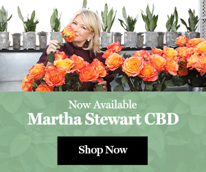 Martha Stewart CBD Products