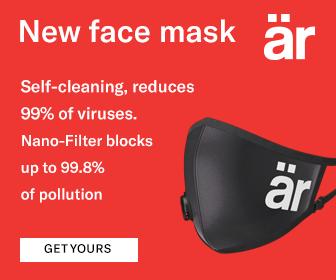 ar face mask technologies banner