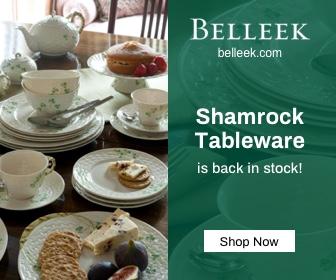 Shamrock Tableware