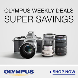 Olympus Weekly Deals, Super Savings! Shop Now