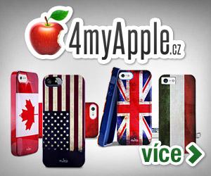 4myApple.cz - Příslušenství pro Apple