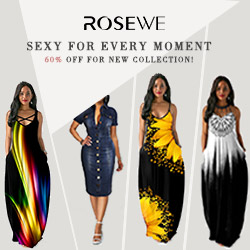 SEXY FOR EVERY MOMENT....Save 60% Off On New Collection!