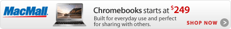 Chromebooks at MacMall.com