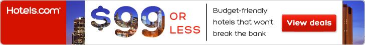 Afarca Lodges: $99 or Less