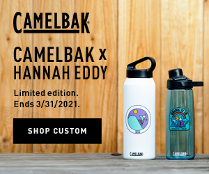 Hannah Eddy Limited Edition Custom Graphics - 160x600