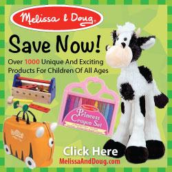 Save On Melissa & Doug
