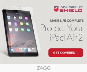 Zagg.com - iPad Air 2 Accessories