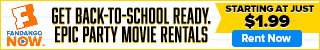 Rent Classic Back to School Movies for only $1.99