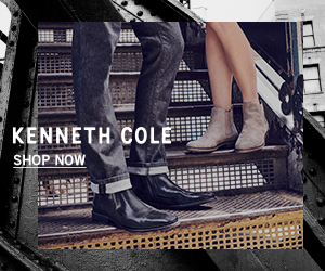 Kenneth Cole featured sale