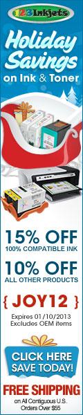 123inkjets.com - Printer Ink, Toner, & More