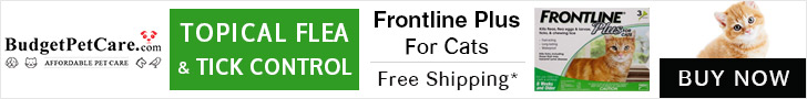 Frontline Plus For Cats & 12% Extra OFF