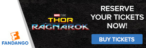 Thor: Ragnarok Tickets