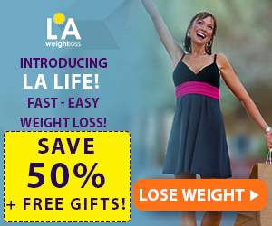 Save 50% Off LA Life Max + FREE Gifts!