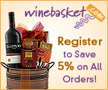 Gift Baskets of Wine & Champagne at Winebasket.com