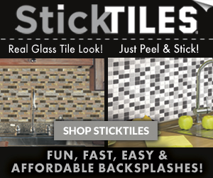 RoomMates StickTILES